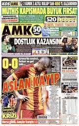 14 Eylül 2014 Tarihli AMK Gazetesi