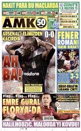 20 Ağustos 2014 Tarihli AMK Gazetesi