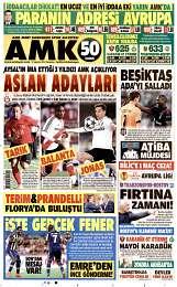 21 Ağustos 2014 Tarihli AMK Gazetesi