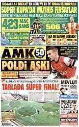 22 Ağustos 2014 Tarihli AMK Gazetesi
