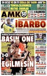 28 Ağustos 2014 Tarihli AMK Gazetesi