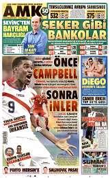 29 Temmuz 2014 Tarihli AMK Gazetesi
