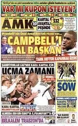 30 Temmuz 2014 Tarihli AMK Gazetesi