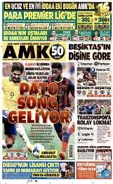 30 Ağustos 2014 Tarihli AMK Gazetesi