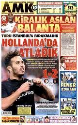 31 Temmuz 2014 Tarihli AMK Gazetesi