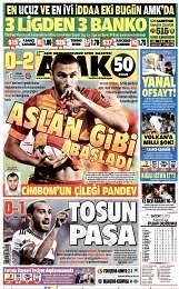 31 Ağustos 2014 Tarihli AMK Gazetesi