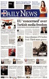 H�rriyet Daily News