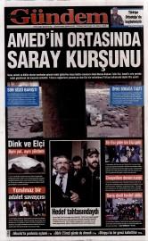 29 Kas�m 2015 Tarihli �zg�r G�ndem Gazetesi