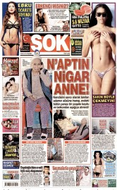 09 Nisan 2015 Tarihli �ok Gazetesi