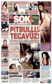 10 Nisan 2015 Tarihli �ok Gazetesi
