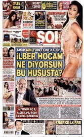 11 Nisan 2015 Tarihli �ok Gazetesi