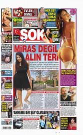12 Nisan 2015 Tarihli �ok Gazetesi
