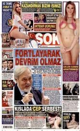 14 Nisan 2015 Tarihli �ok Gazetesi