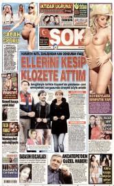 15 Nisan 2015 Tarihli �ok Gazetesi
