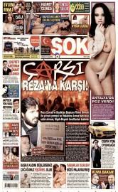 18 Nisan 2015 Tarihli �ok Gazetesi