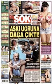 21 A�ustos 2015 Tarihli �ok Gazetesi