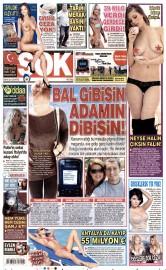 23 May�s 2015 Tarihli �ok Gazetesi