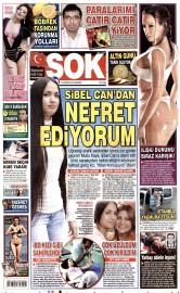 24 A�ustos 2015 Tarihli �ok Gazetesi