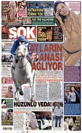 25 May�s 2015 Tarihli �ok Gazetesi