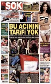 25 Temmuz 2015 Tarihli �ok Gazetesi