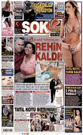 26 Temmuz 2015 Tarihli �ok Gazetesi