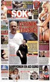 27 Temmuz 2015 Tarihli �ok Gazetesi