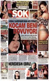 28 Temmuz 2015 Tarihli �ok Gazetesi
