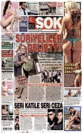 29 Temmuz 2015 Tarihli �ok Gazetesi