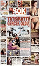 31 Temmuz 2015 Tarihli �ok Gazetesi
