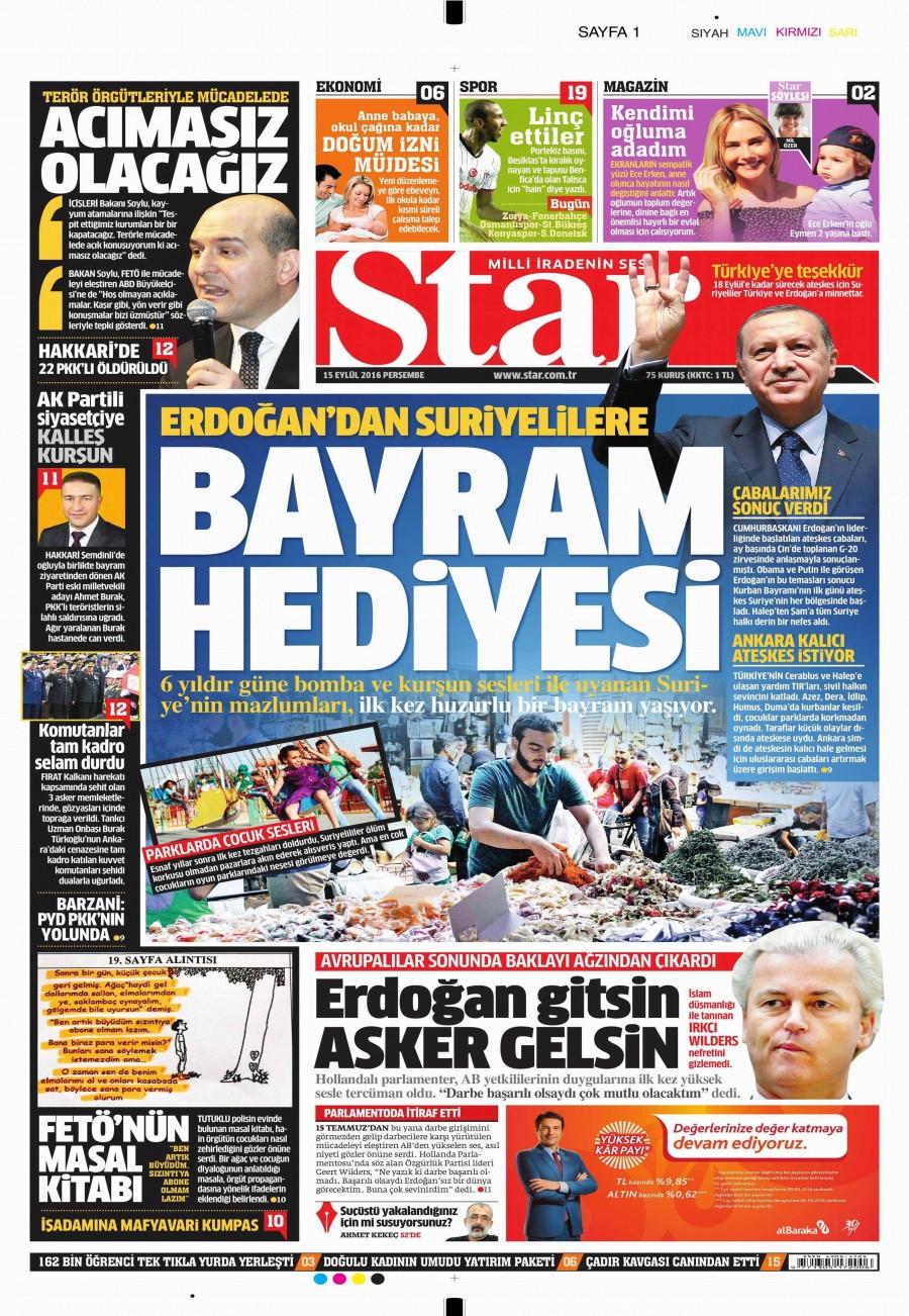 Star Gazetesi 38