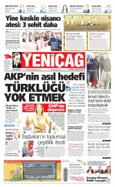04 �ubat 2016 Tarihli Yeni�a� Gazetesi