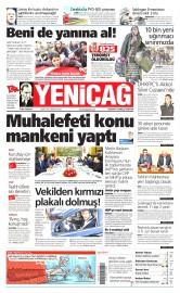 05 �ubat 2016 Tarihli Yeni�a� Gazetesi