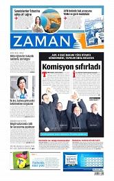Türkiye de yayın yapan ulusal gazetelerin 1 sayfaları gazete