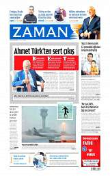 08 Ağustos 2014 Tarihli Zaman Gazetesi