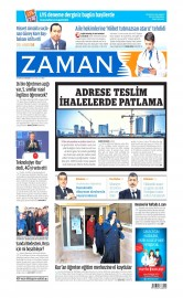 22 Nisan 2015 Tarihli Zaman Gazetesi