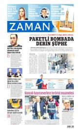 23 May�s 2015 Tarihli Zaman Gazetesi
