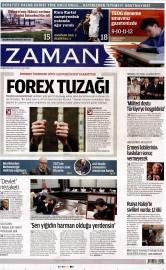24 Nisan 2016 Tarihli Zaman Gazetesi