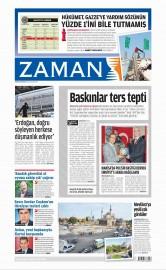 24 May�s 2015 Tarihli Zaman Gazetesi