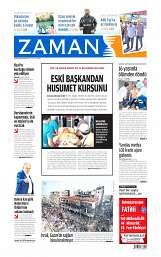 25 Ağustos 2014 Tarihli Zaman Gazetesi