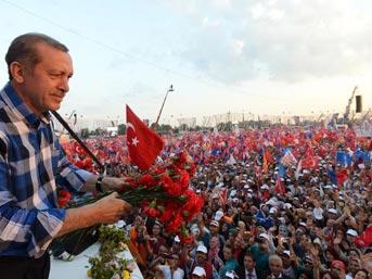 İşte AK Parti'nin bu haftaki miting takvimi
