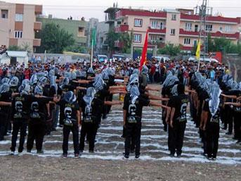 PKK Cizre'de başkaldırı ilan etmiş!