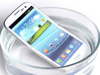 water proof - Samsung Galaxy S4'den Su Ge�irmez Model