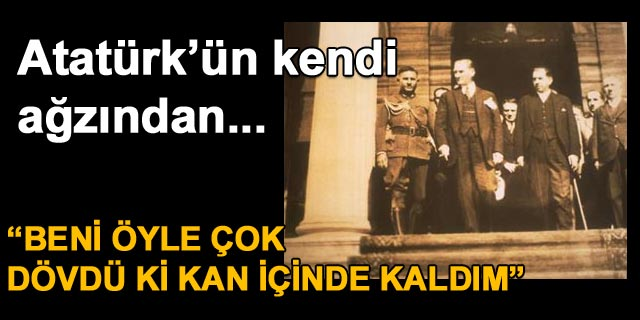 Atatrk'n kendi azndan hayat hikayesi