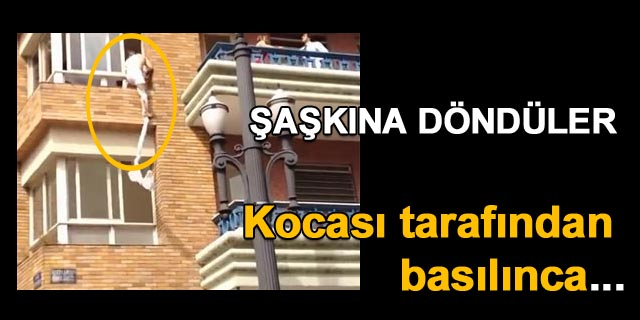 Kocas tarafndan baslnca...