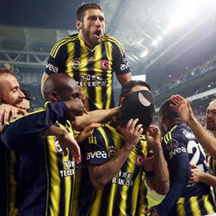 Fenerbahçe evinde gole doyamadı