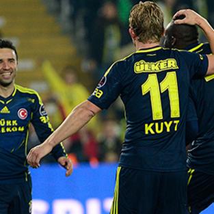 Fenerbahçe koltuk kabarttı