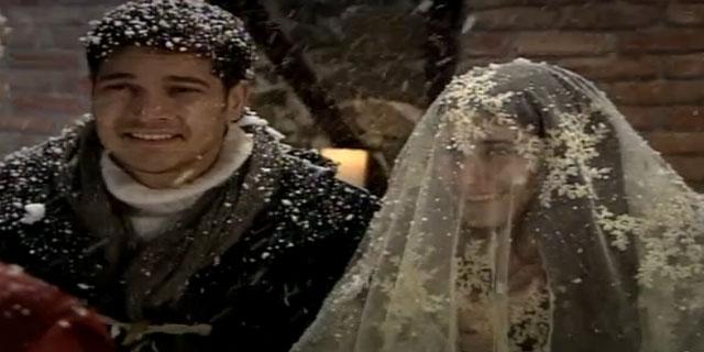 Ve Feriha evlendi