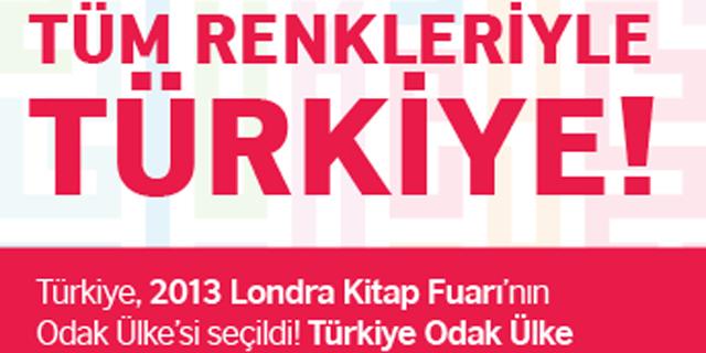 Türk yazarlar Londra'da