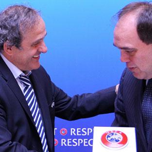 UEFA da anlamadı