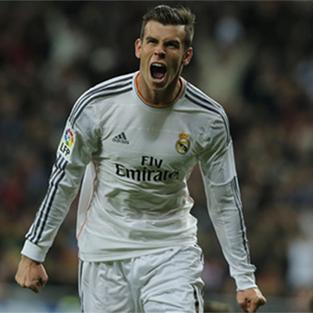 Bernabeu'da 'Bale' şov